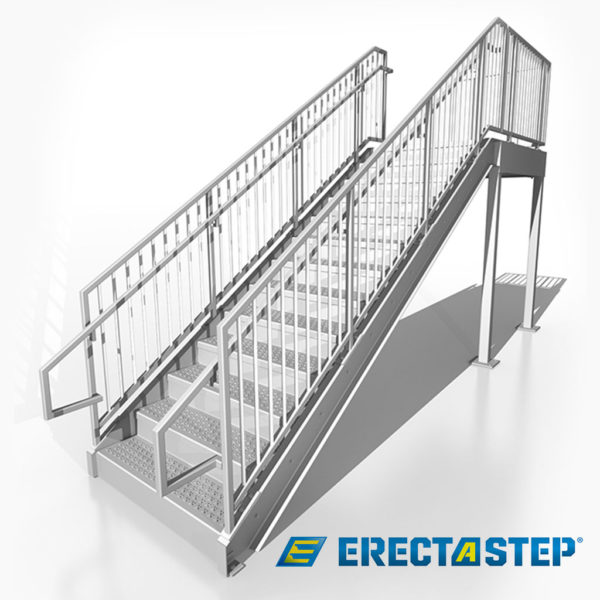 Industrial Stairs, Stairways, And Platforms
