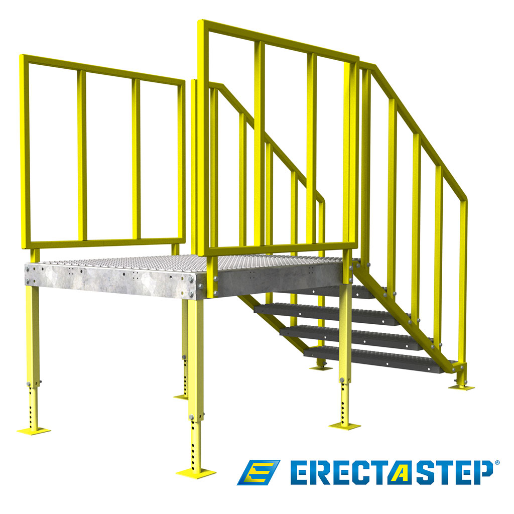 Attirant Industrial Stairs, Stairways, And Platforms